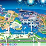 Ontario Place Map