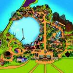 la ronde map